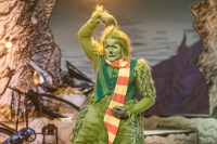 Matthew Morrison channels inner 'Grinch' for NBC special