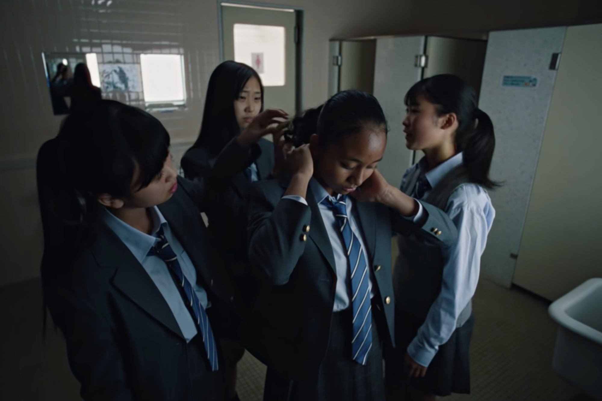 Nike Faces Backlash In Japan Over Ad That Takes On Racism