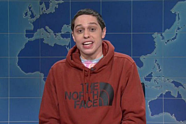 Pete Davidson rips Staten Island's anti-COVID-19 lockdown 'babies' on 'SNL' 1