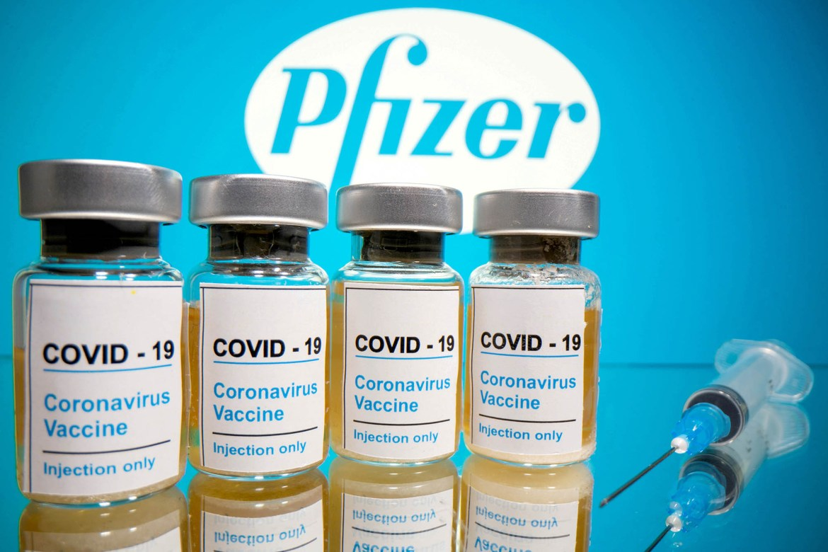 Panel votes to recommend FDA approval of Pfizer's COVID-19 vaccine 1