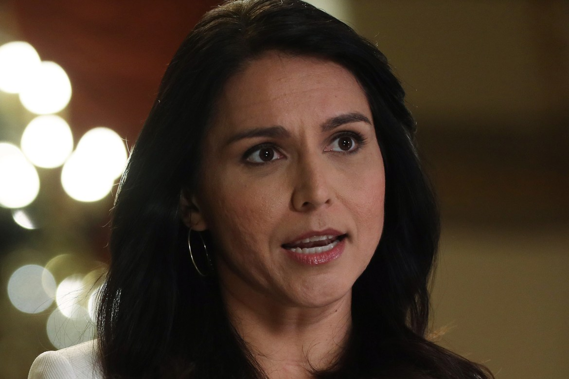 Tulsi Gabbard introduces bill to 'protect women's sports' based on biological sex 1