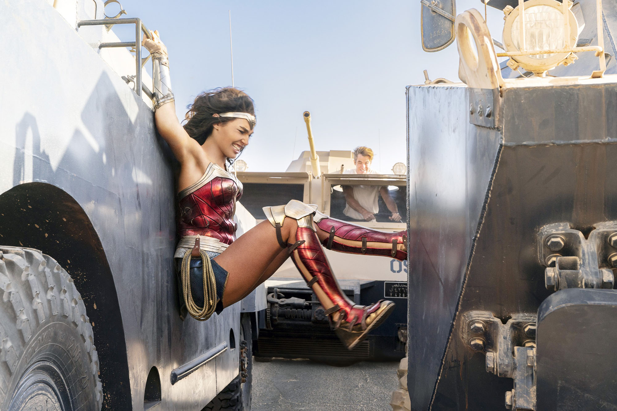 Wonder Woman 1984 smashes COVID-19 box office record