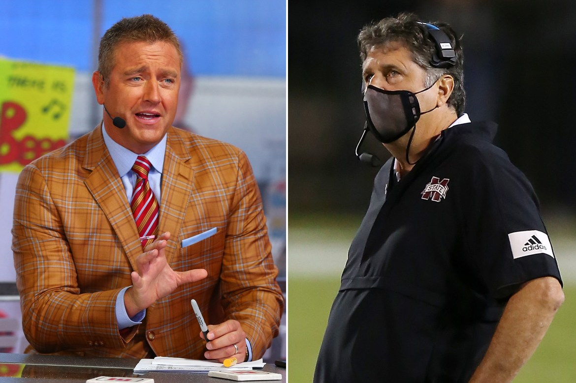 ESPN's Kirk Herbstreit rips Mississippi State's Mike Leach over Tulsa brawl 1