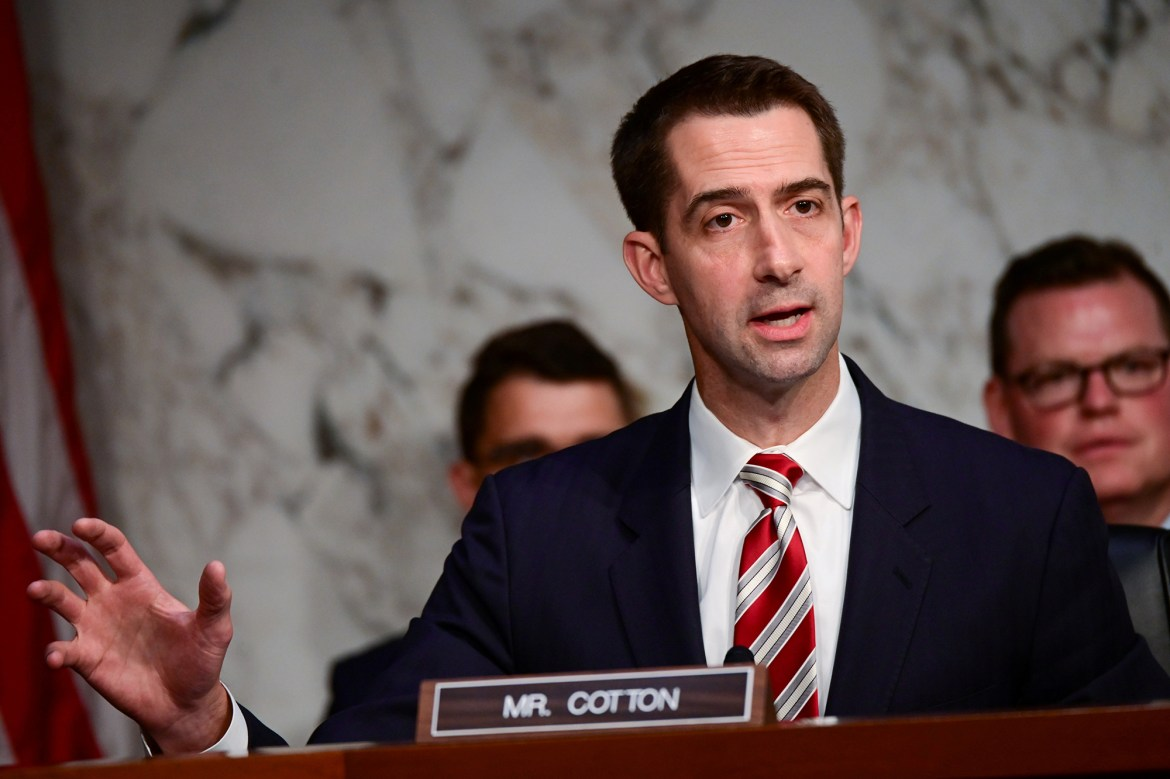 Tom Cotton breaks with GOP, says he won't contest Electoral College results 1