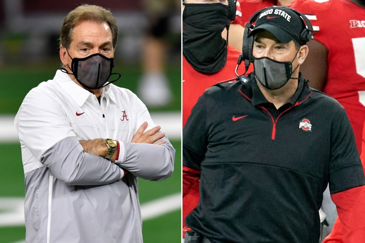 How to watch National Championship Game 2021 between Ohio State and Alabama 1