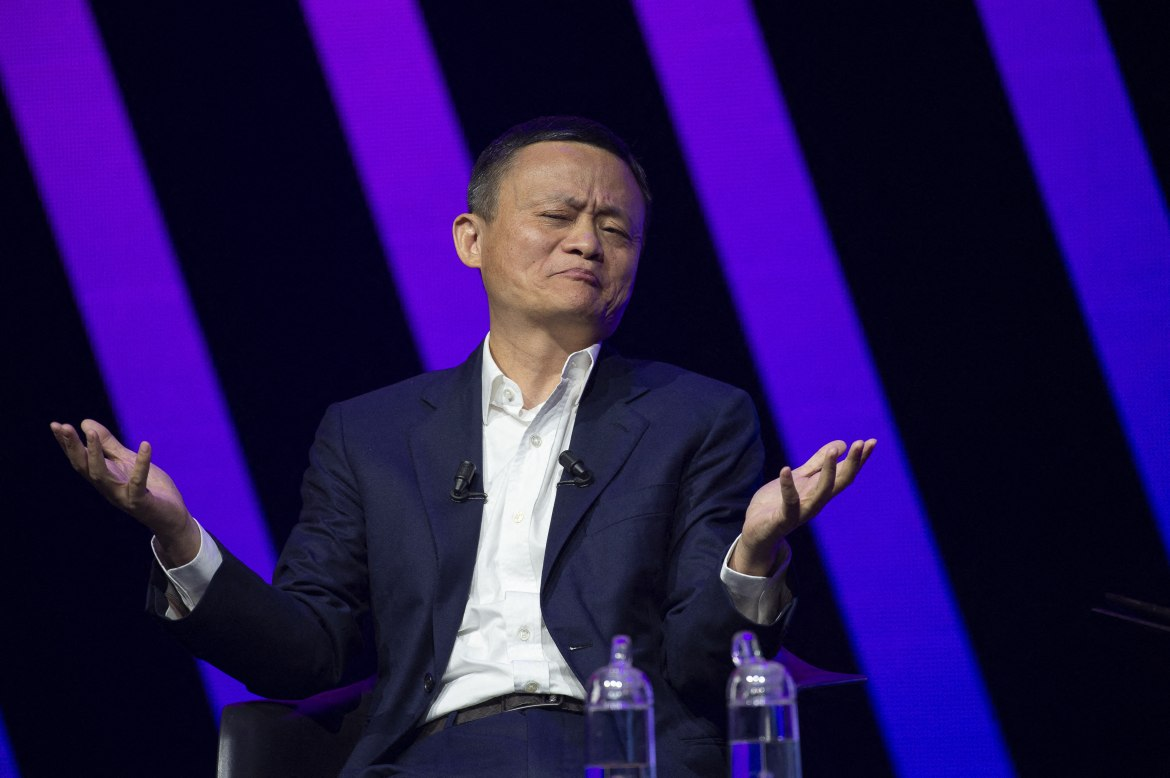 Jack Ma mystery continues as CNBC reports he's just laying low 1