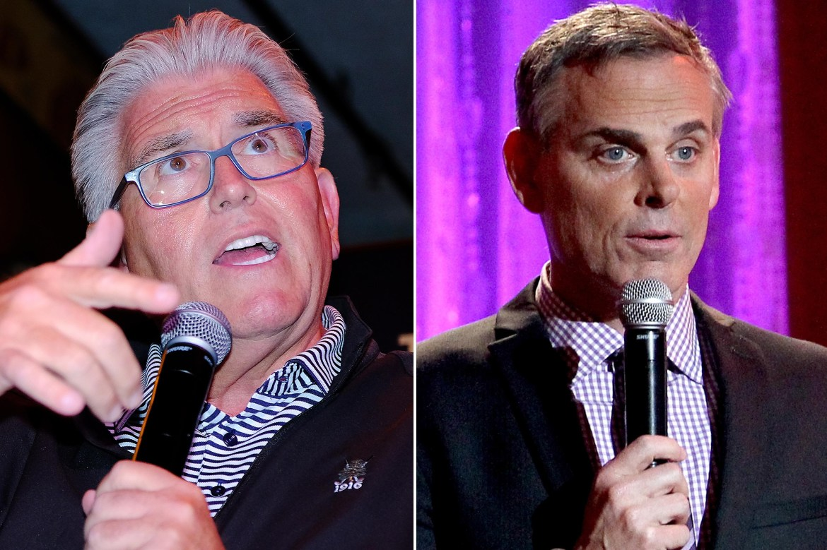Mike Francesa's mysterious Twitter nemesis moves on to new radio fraud 1