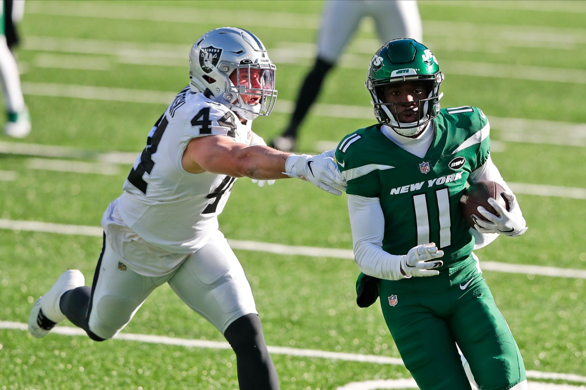 Jets' rookie class providing hope they can be foundation for future 1