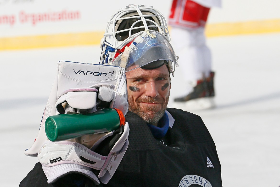 Henrik Lundqvist says his open-heart surgery was a success 1