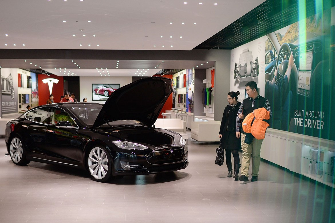 Tesla will soon reportedly design cars that appeal to Chinese tastes 1