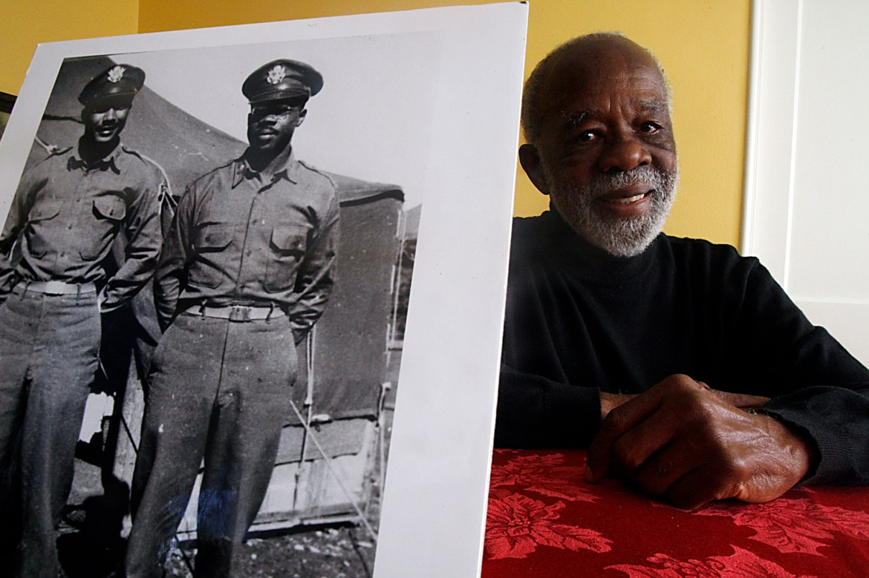 Tuksegee Airman Theodore Lumpkin Jr. dies of COVID complications 1