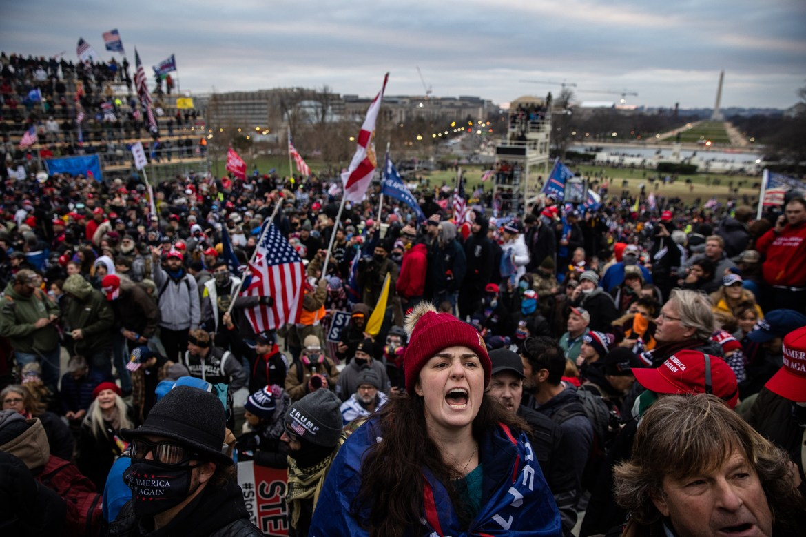19 percent of Americans back  rioters in siege of US Capitol: poll 1