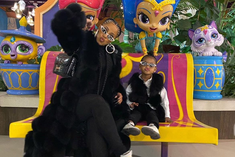 Cardi B defends not letting 2-year-old Kulture hear 'WAP' 1