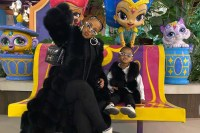 Cardi B defends not letting two-year-old Kulture hear 'WAP'
