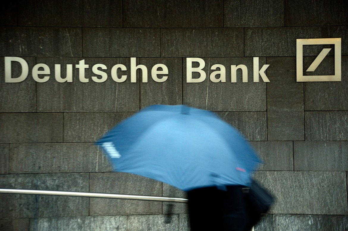 Deutsche Bank reportedly set to OK $100M payout over bribery charges 1