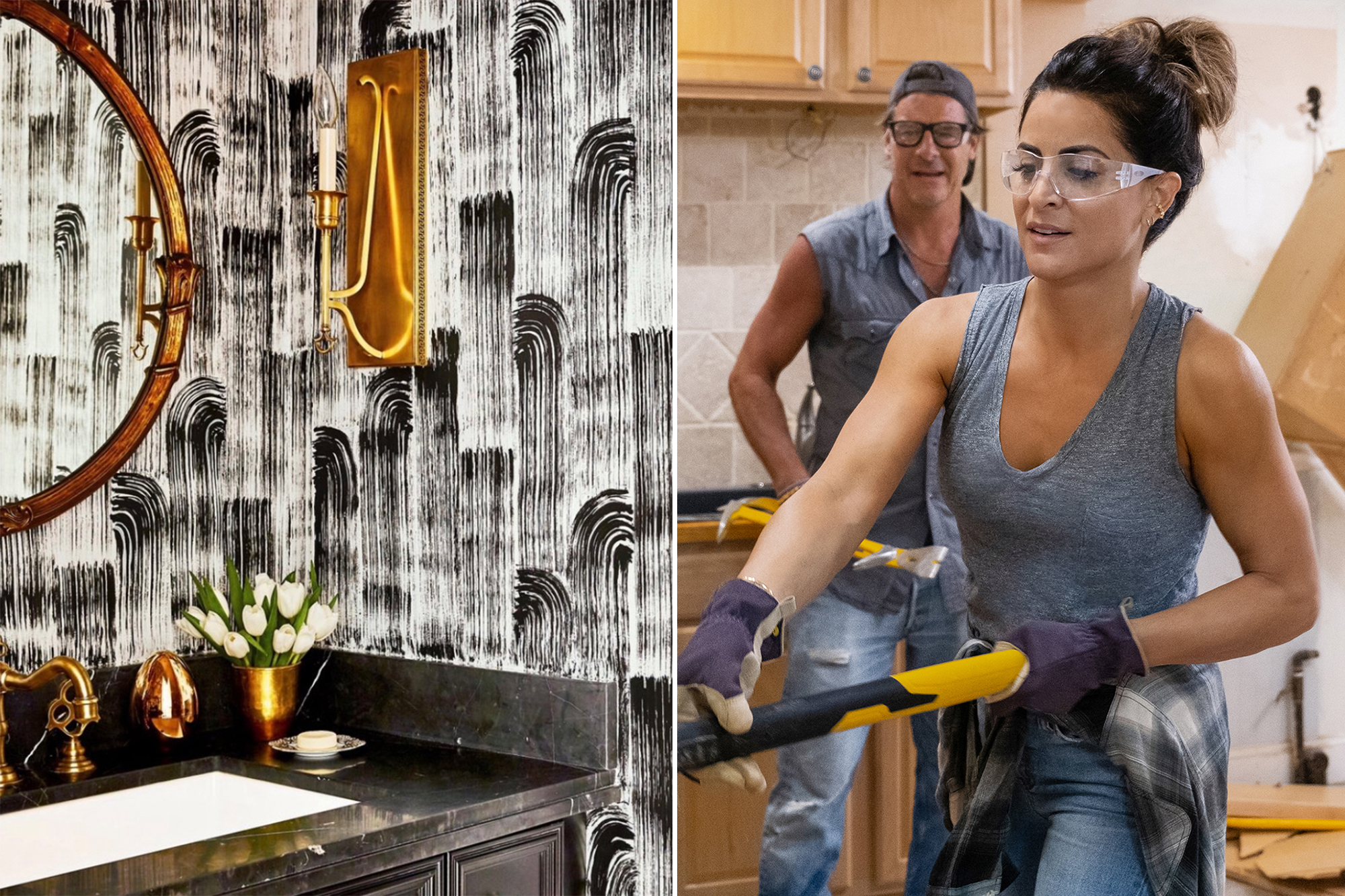 HGTV stars share their tips for quick home refreshes