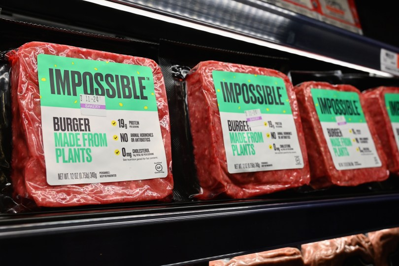 impossible foods prices