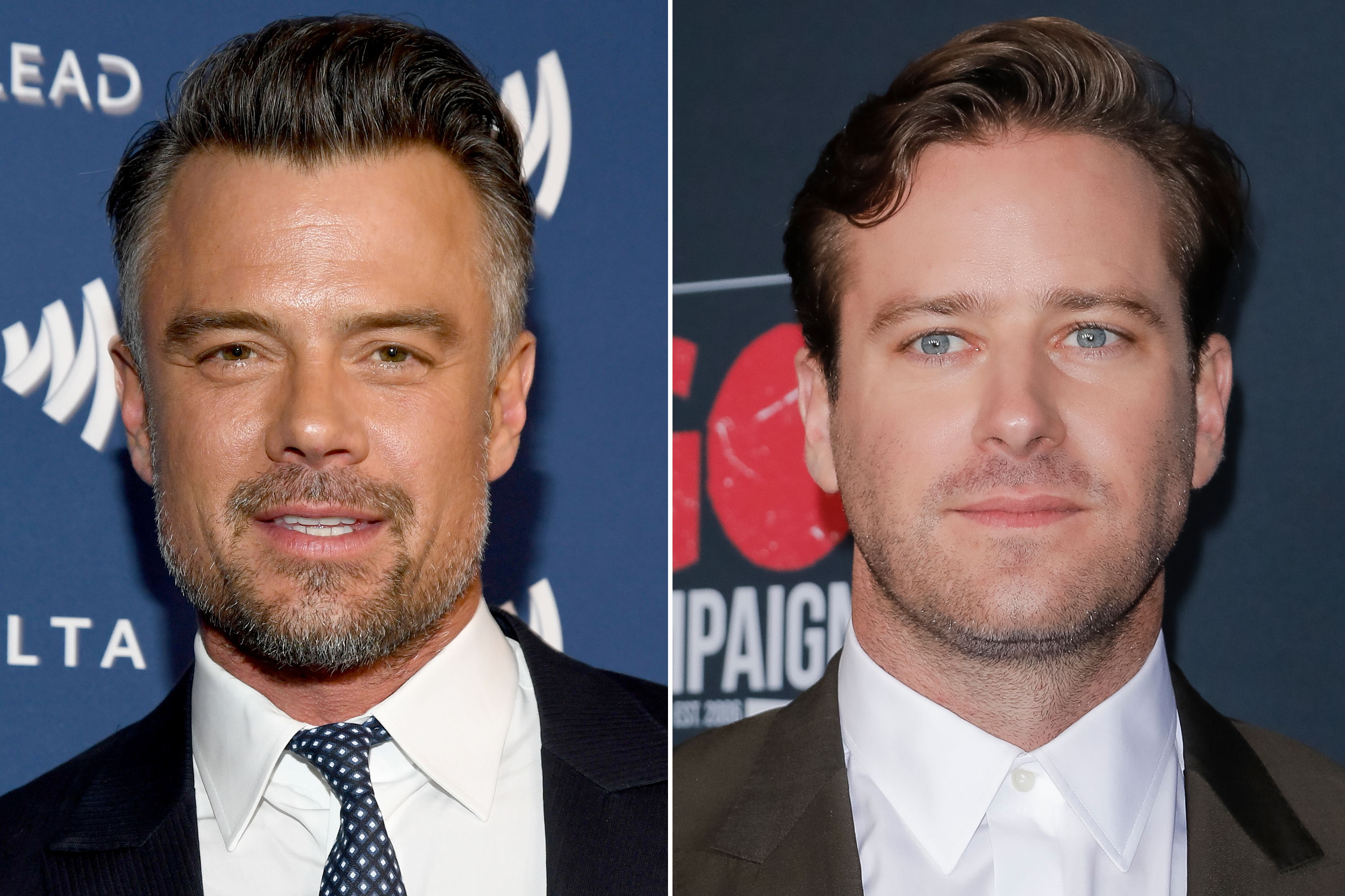 Josh Duhamel may replace Armie Hammer in 'Shotgun Wedding' movie