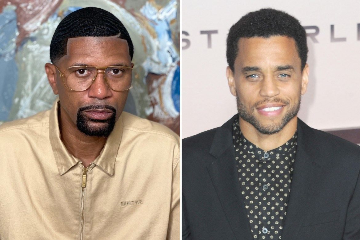The piece of advice Michael Ealy gave that stuck with Jalen Rose 1