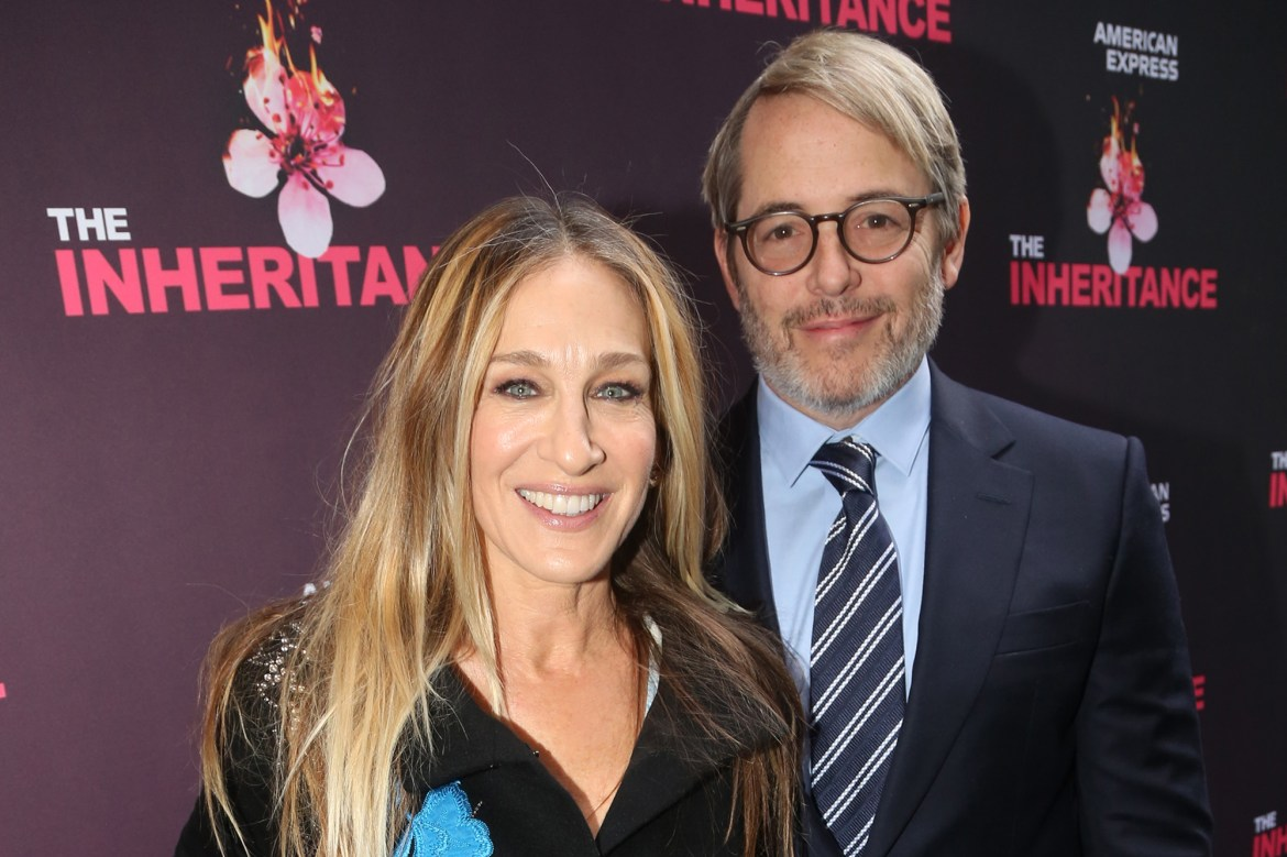 Sarah Jessica Parker and Matthew Broderick unload NYC townhouse for $15M 1