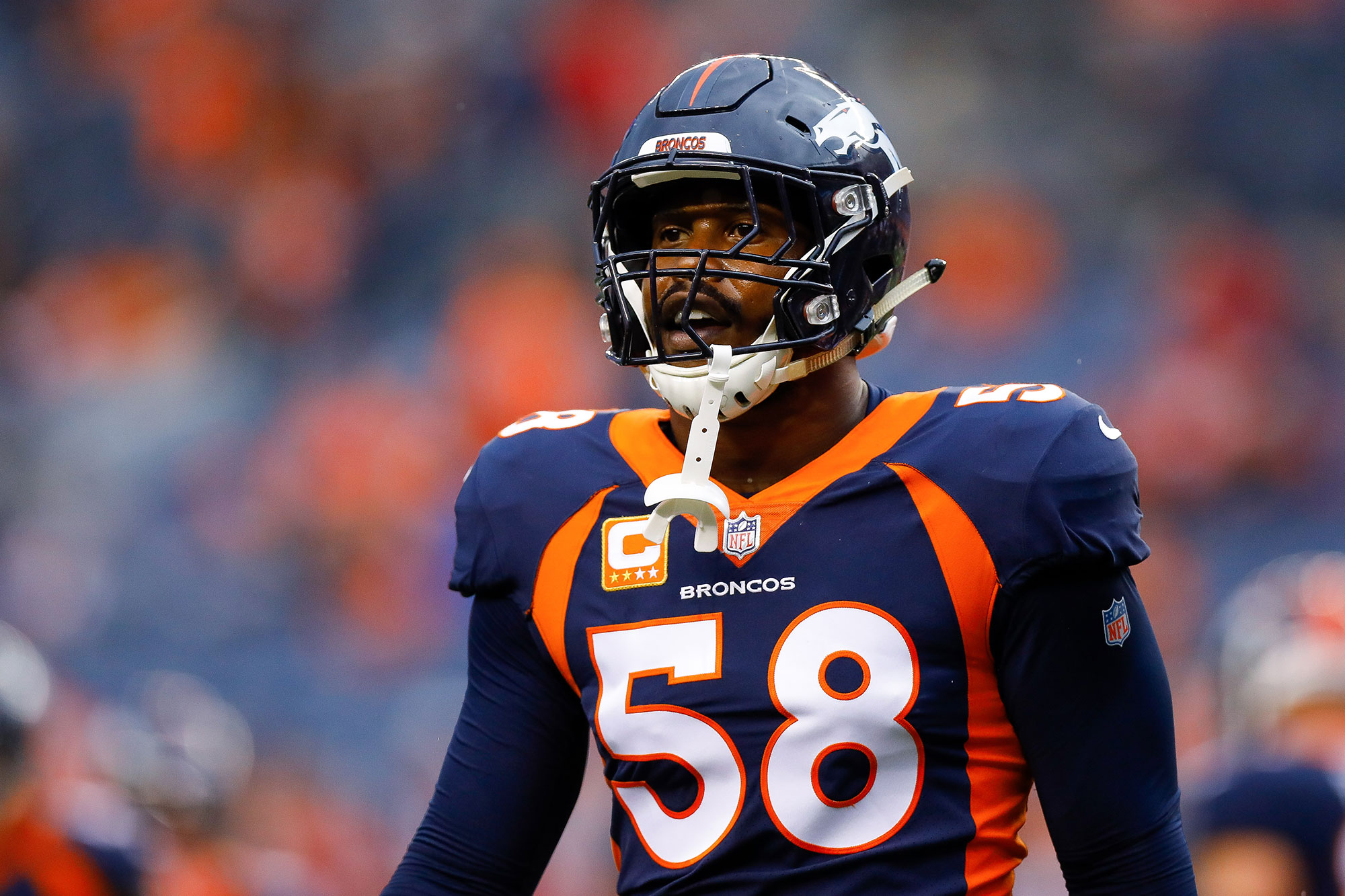 Broncos' Von Miller the subject of criminal investigation