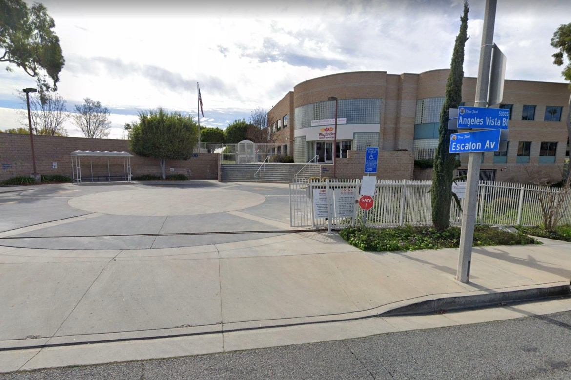 Counselor fatally attacked by 7 youths at LA facility 1