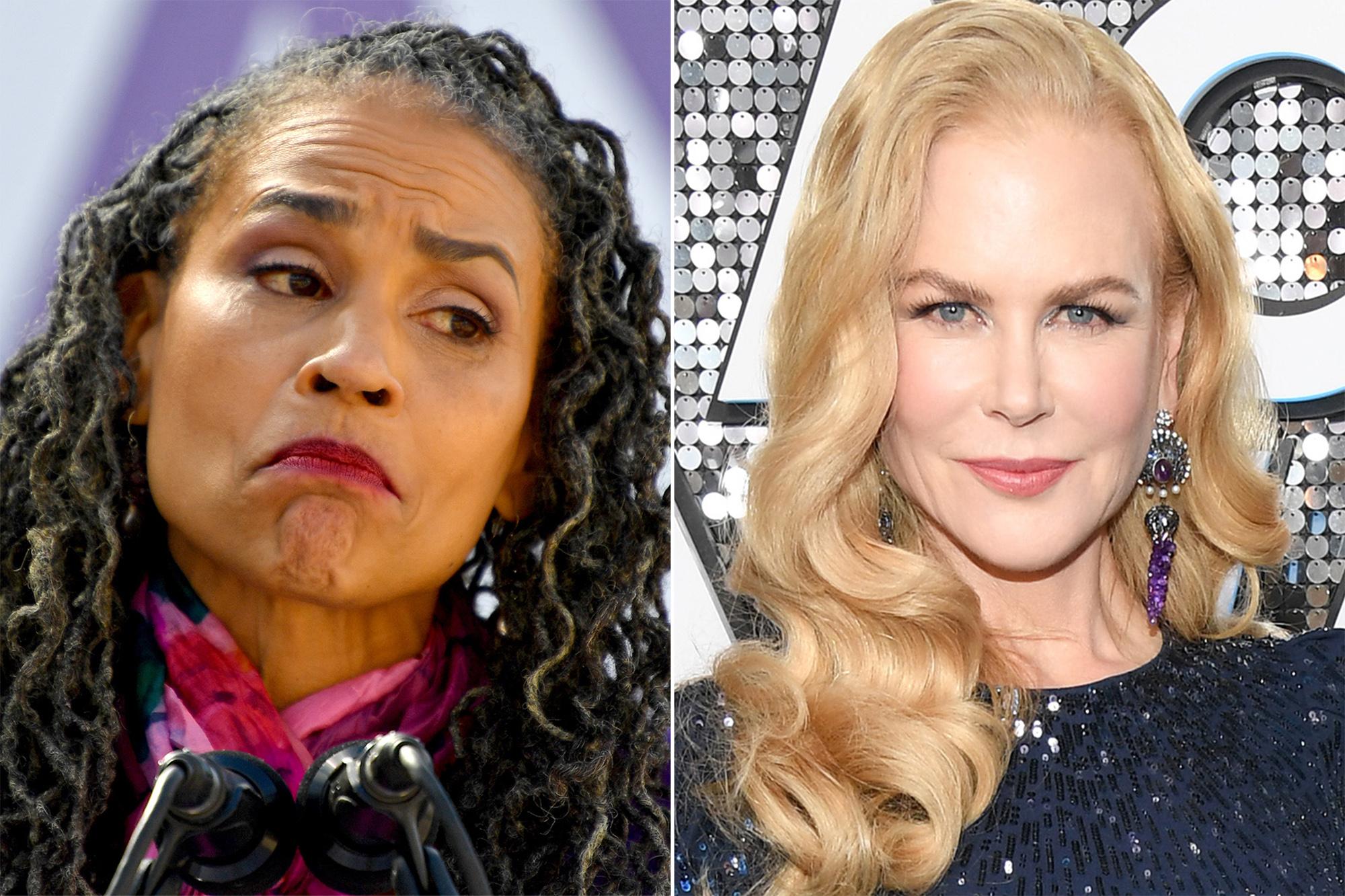 NYC mayoral hopeful Maya Wiley mistakes Nicole Kidman fan as real