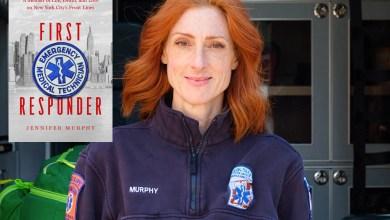 NYC EMT spills her guts in memoir 'First Responder'