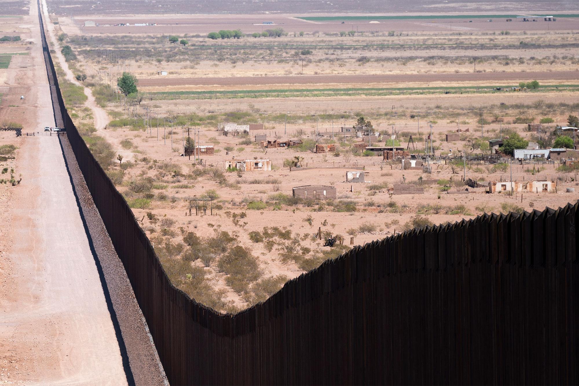 GOP Border Visit