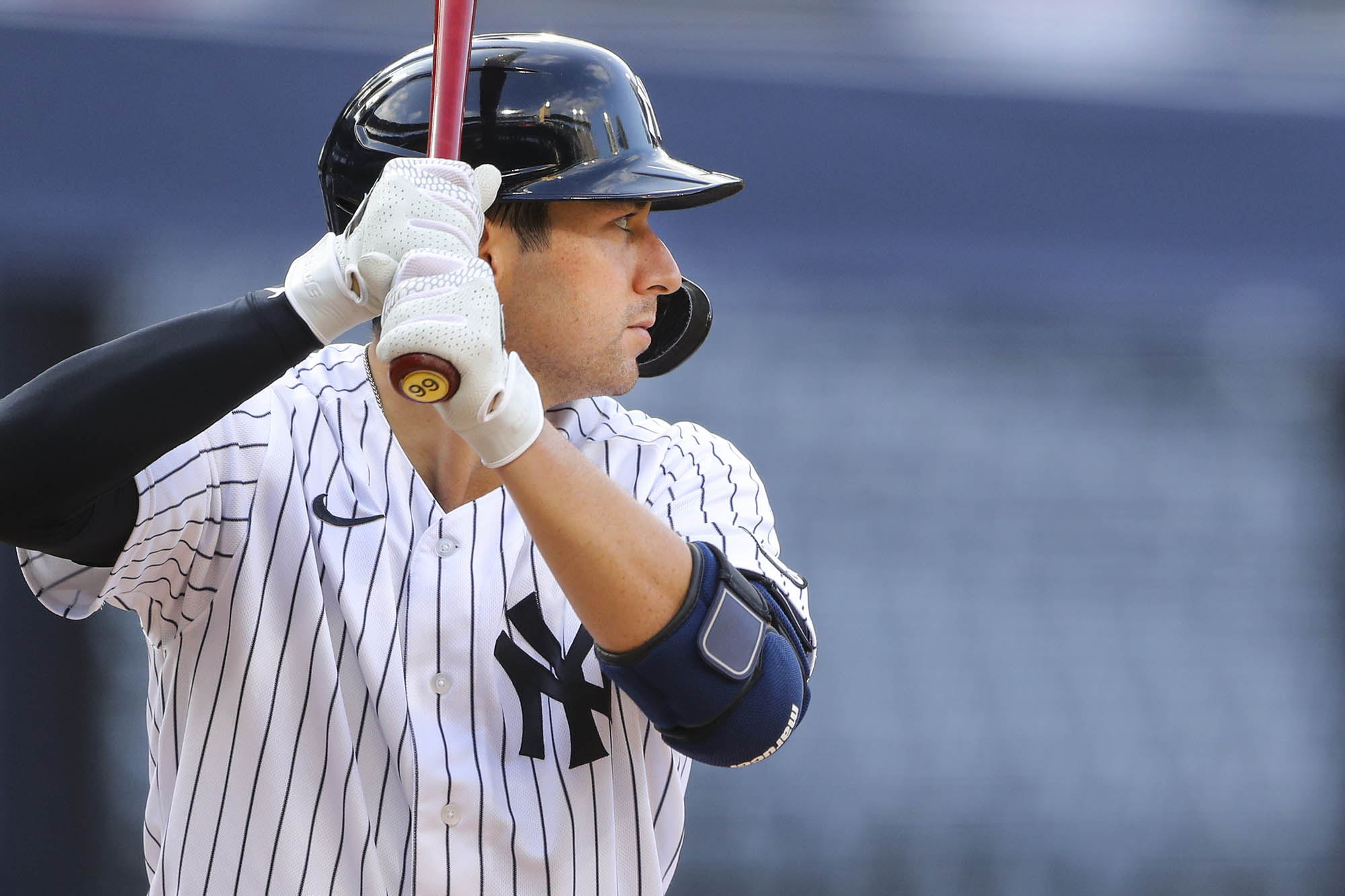 Kyle Higashioka responds after fans swear to tattoo Yankees catcher 'on my a-'