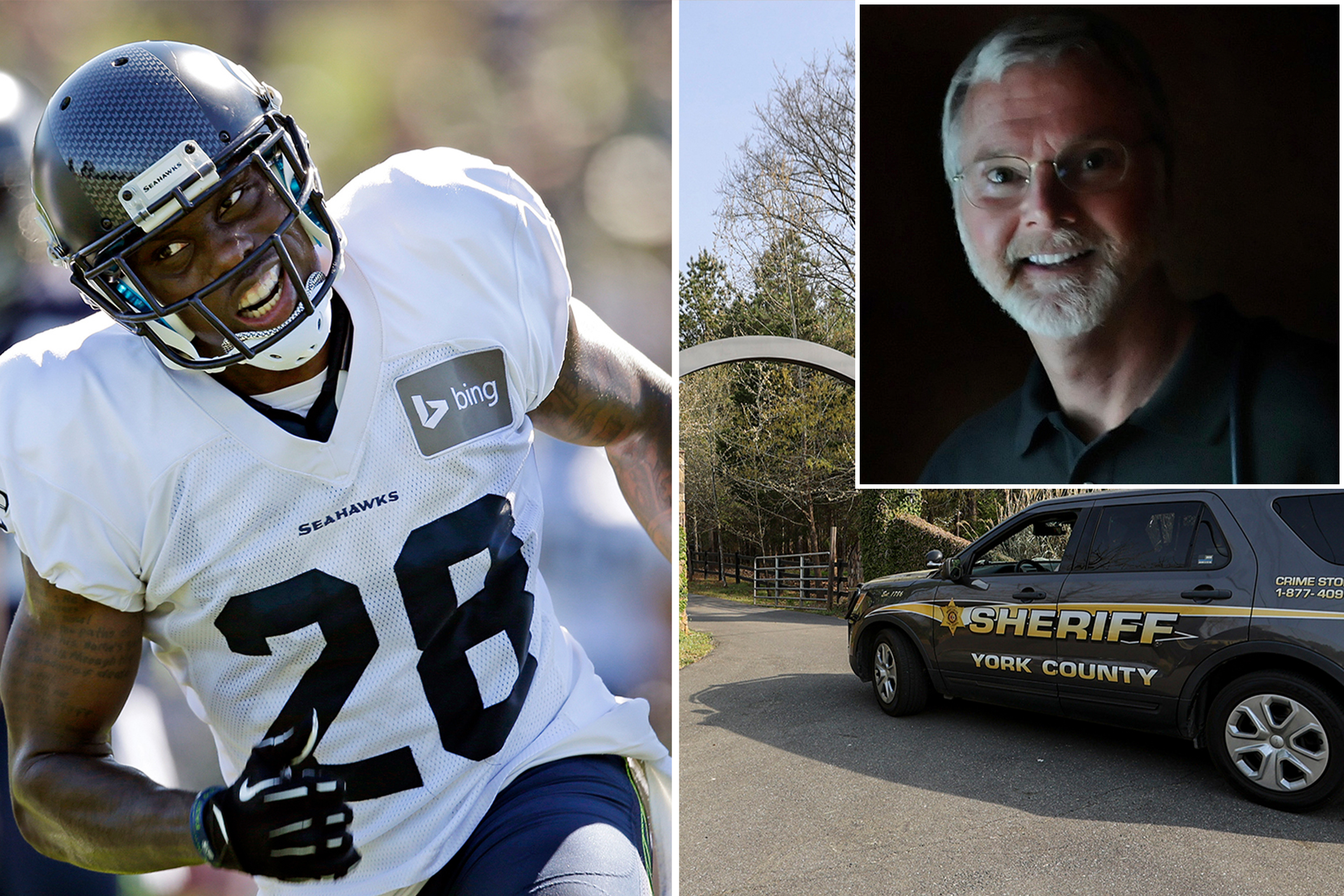 Phillip Adams Dad Says Football Messed Him Up After Shooting