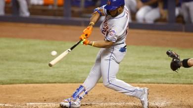 Injury-depleted Mets grab wild 12-inning win over Marlins