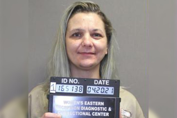 Amy Wilhite, the Missouri woman who was sentenced to 10 years in prison for sneaking a gun into a jail in her vagina.
