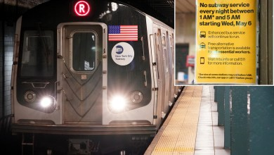 NYC's 24/7 subway service is back after year of COVID-19 shutdowns