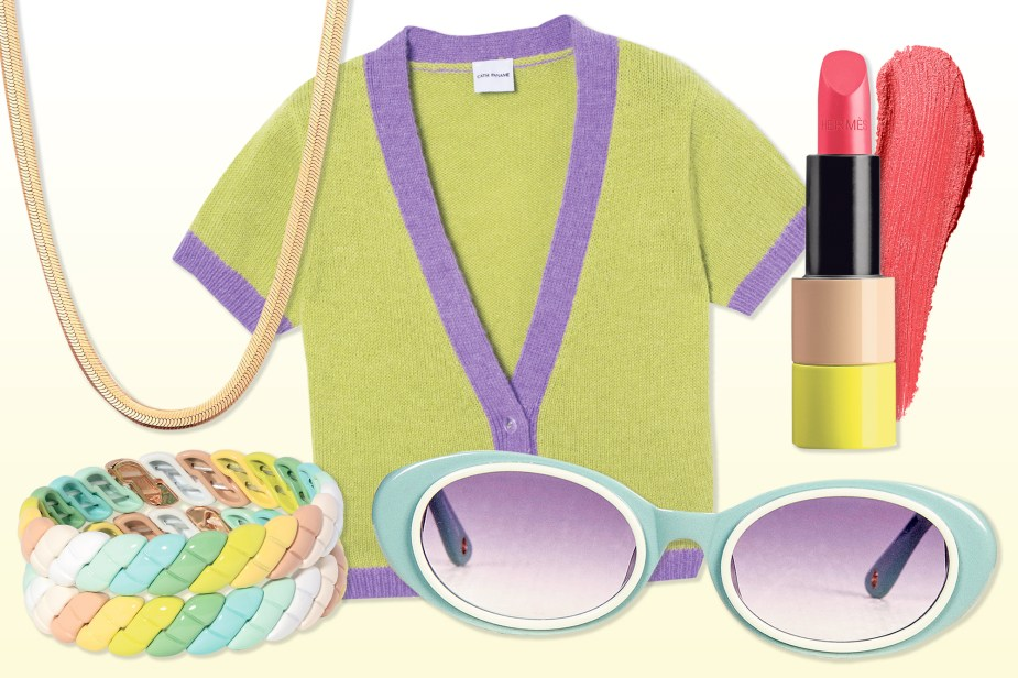 What to wear for a glamorous beach weekend in the Hamptons