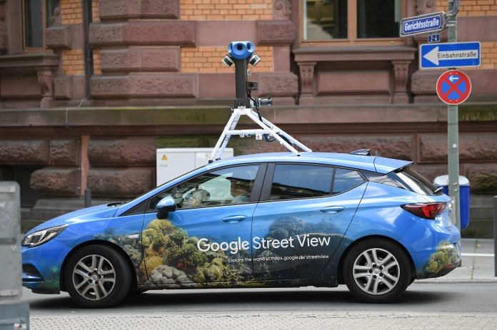 google maps street view 1