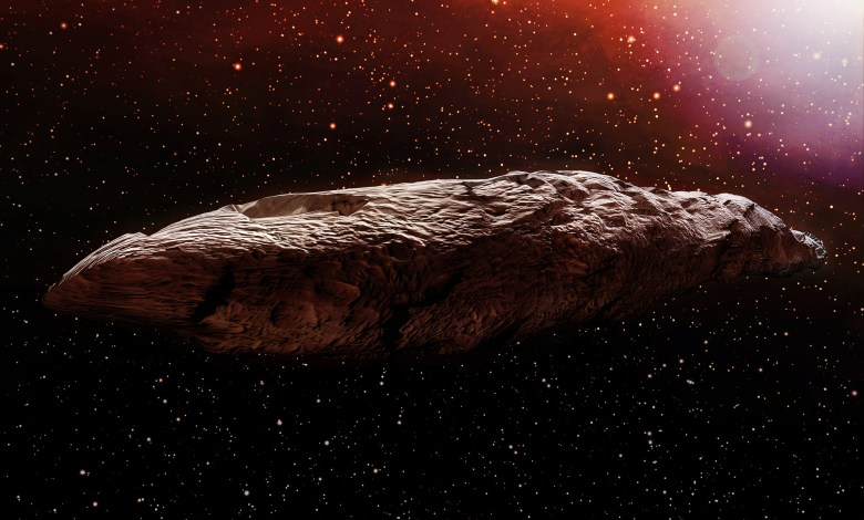 Interstellar object was aliens' spy ship