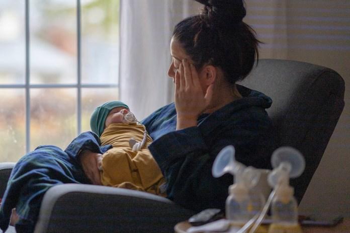postpartum 38