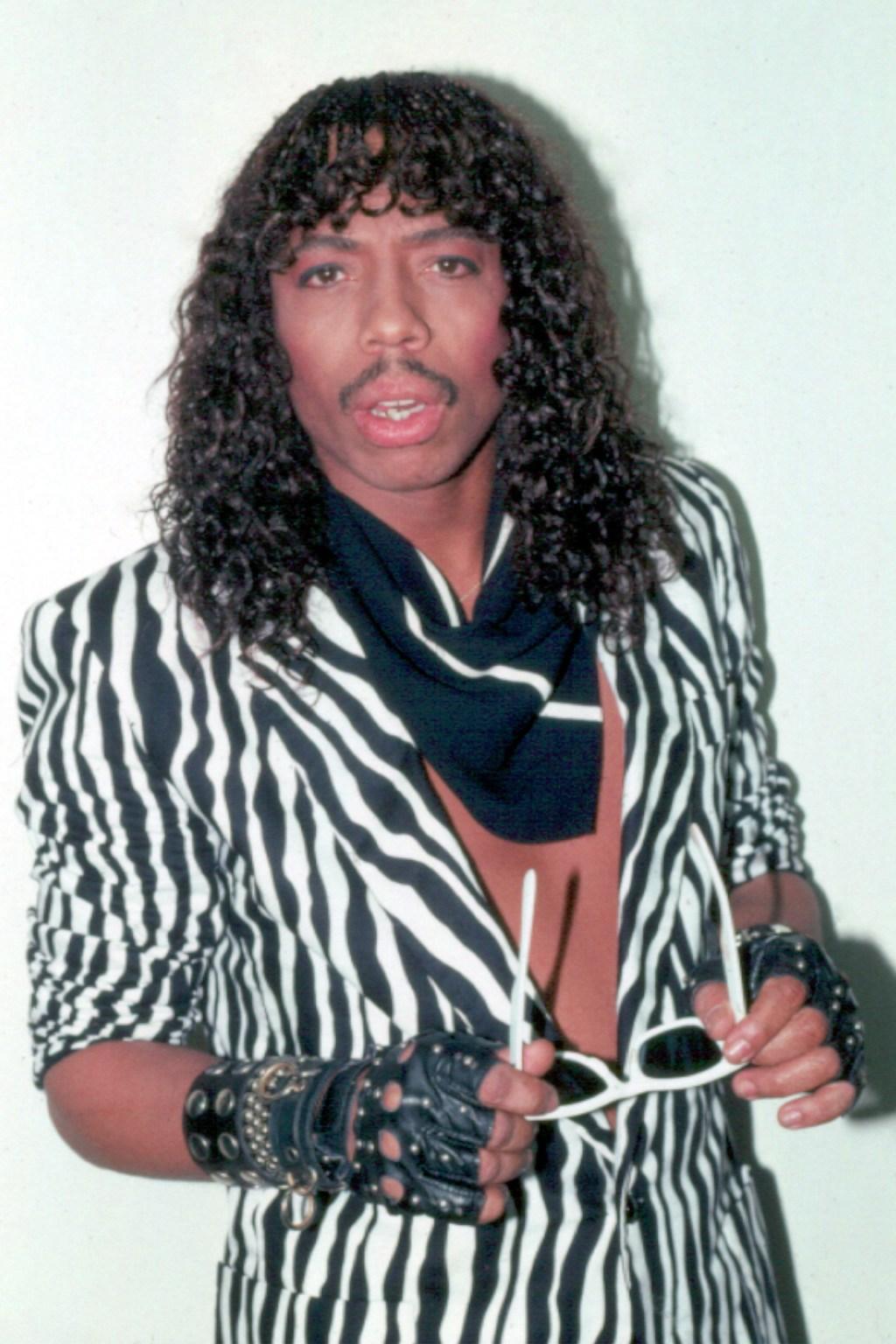 New Rick James doc reveals how penis-wielding coke binge helped Lionel Richie
