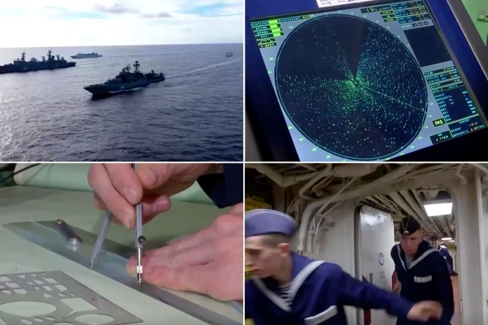 russia navy hp