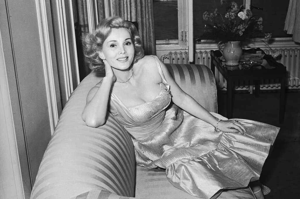 Zsa Zsa Gabor finally laid to rest — 5 years after her death