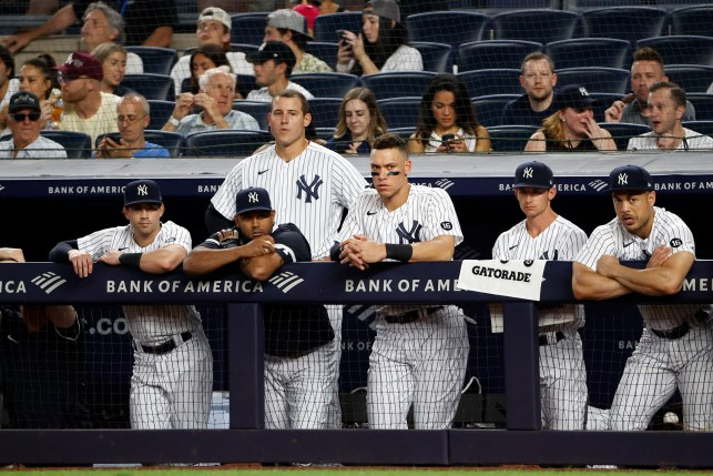 The Yankees have a good problem: too many talented players and not enough position to play.