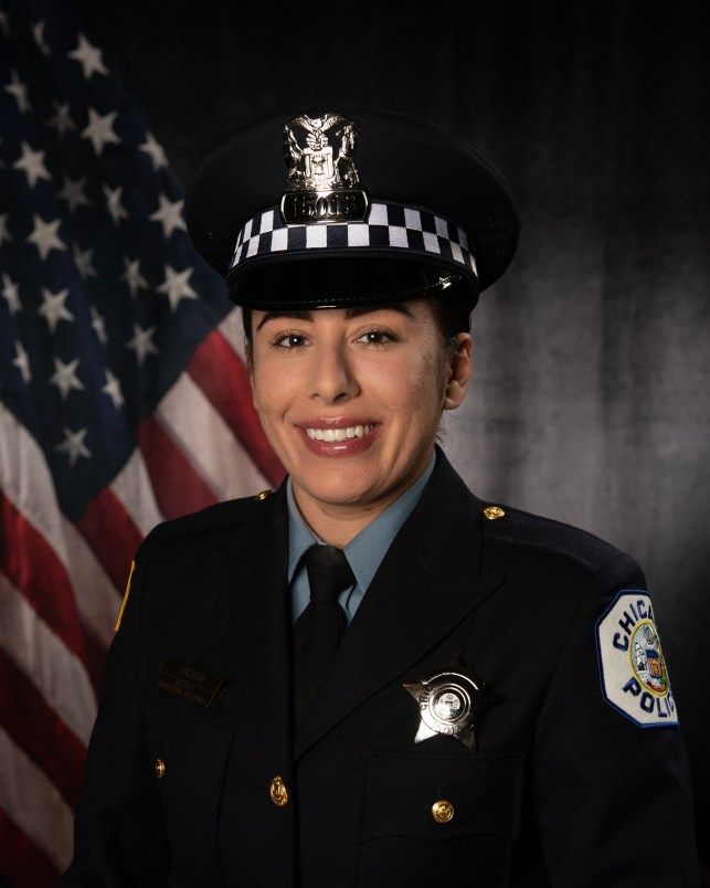 Ella French, a Chicago police officer, was killed in the line of duty.