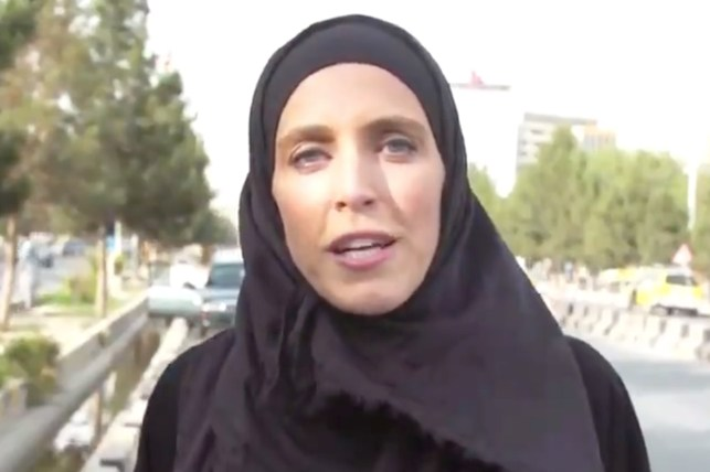 CNN's Clarissa Ward describes the devastation and chaos outside Kabul Airport in Afghanistan.
