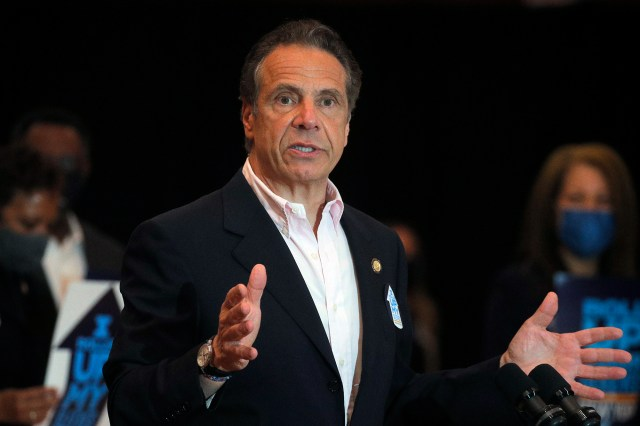 Gov. Andrew Cuomo announced his resignation after an investigation by New York Attorney General Letitia James that found that he sexually harassed 11 women.