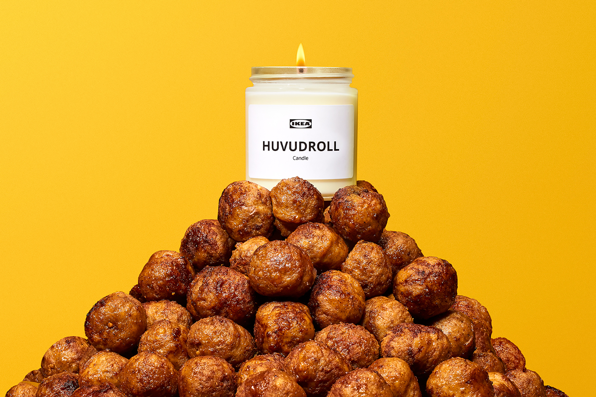 IKEA releases meatball-scented candles