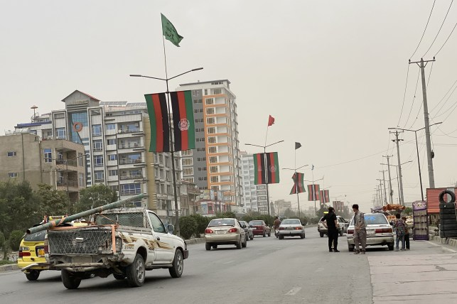 The Taliban entered Kabul on August 15 and took control of Afghanistan for the first time in almost 20 years.