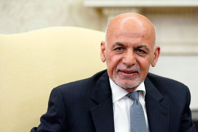 Ashraf Ghani fled Afghanistan as the Taliban closed in on Kabul.