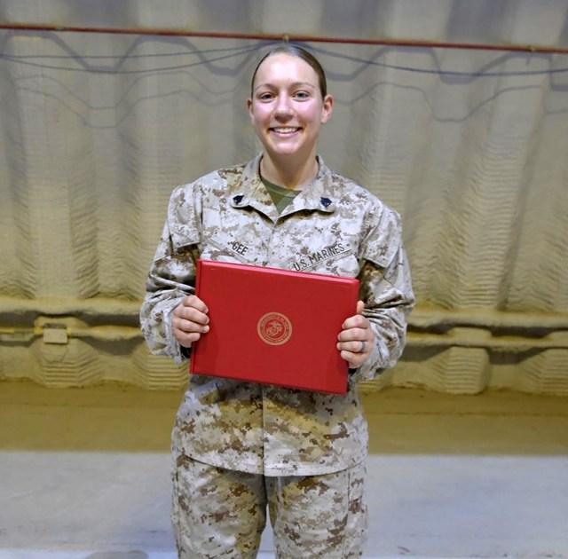 Sgt. Nicole Gee