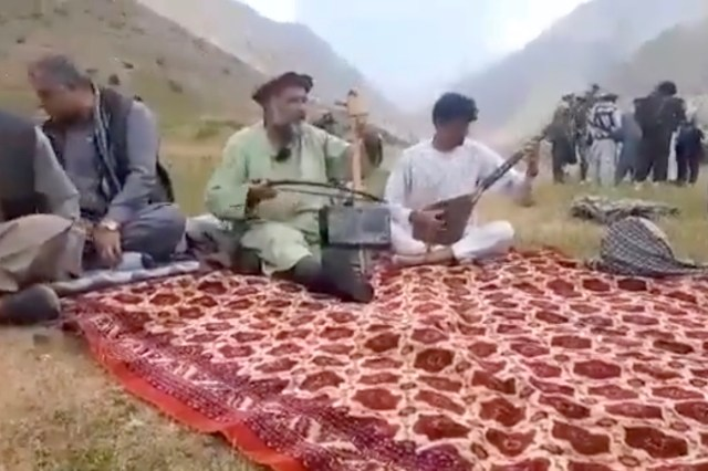 Afghan folk singer Fawad Andarabi was reportedly dragged from his house and executed by the Taliban after they outlawed music.